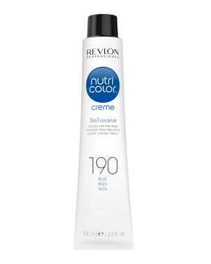 Revlon Nutri Color Creme 190 Blue 100ml