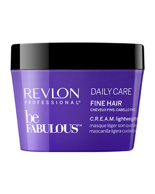 Revlon Be Fabulous Fine Hair Cream Mask