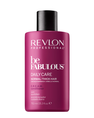 Revlon Be Fabulous Daily Care Conditioner 750ml
