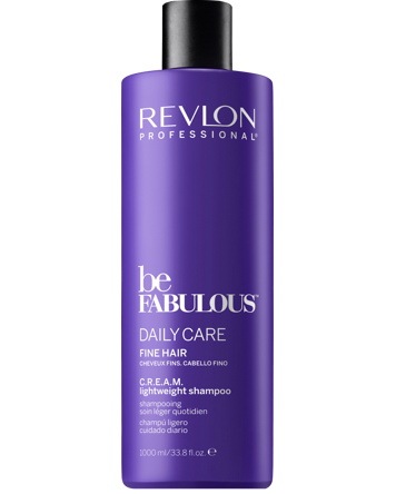 Be Fabulous Fine Cream Shampoo 1000ml