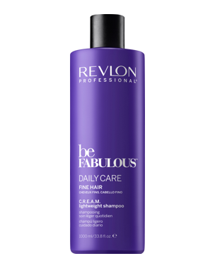 Revlon Be Fabulous Fine Cream Shampoo