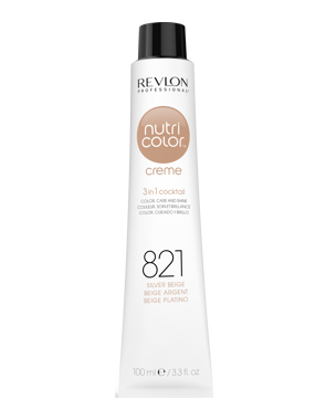 Revlon Nutri Color Creme 821 Silver Beige 100ml