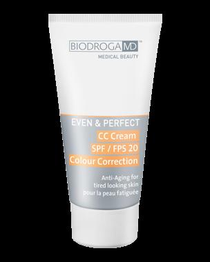 Biodroga MD CC Cream SPF20 Color Correction 40ml