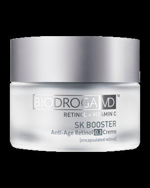 Biodroga MD Skin Booster Anti-age Retinol 0,3 Night Creme 50ml