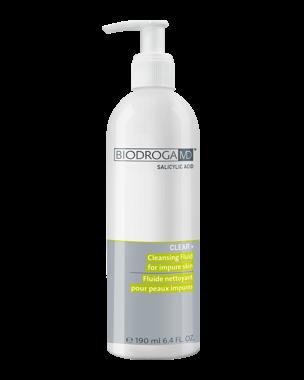 Biodroga MD Clear+ Cleansing Fluid 190ml