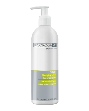 Clear+ Clarifying Lotion 190ml