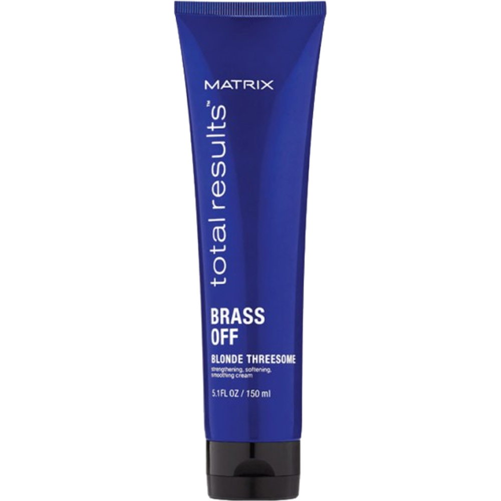 Matrix Brass Off Blonde Threesome Cream 150ml