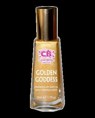 Cocoa Brown Golden Goddess Oil, 50ml