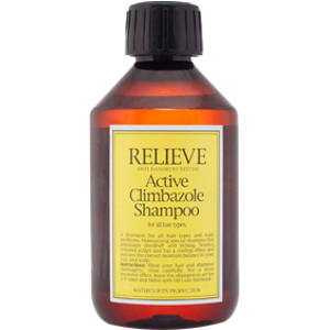 Relieve Active Climbazole Shampoo