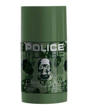 Police Camouflage, Deostick 75ml