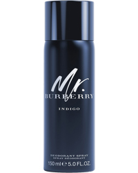 Mr. Burberry Indigo, Deospray 150ml thumbnail