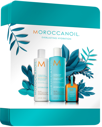 MoroccanOil Holiday Kit Hydra