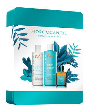 MoroccanOil Holiday Kit Hydra