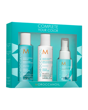 MoroccanOil Color Consumer Kit