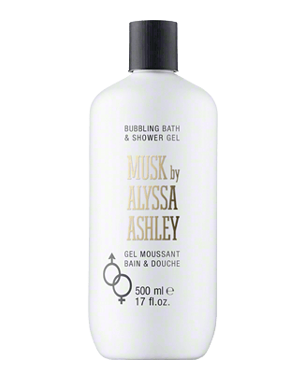 Alyssa Ashley Musk, Shower Gel 500ml