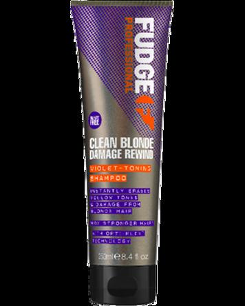 Clean Blonde Damage Rewind Shampoo, 250ml