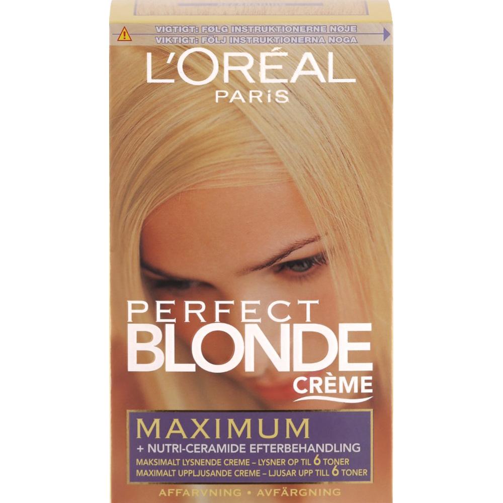 L'Oréal Professionnel Perfect Blonde Créme