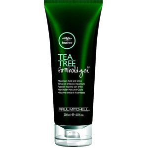Tea Tree Firm Hold Gel, 200 ml