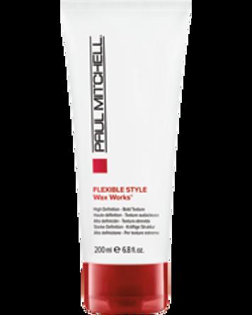 Flexible Style Wax Works, 200ml