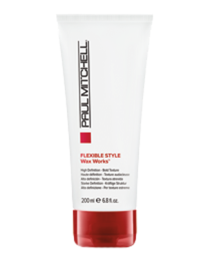 Paul Mitchell Flexible Style Wax Works, 200ml