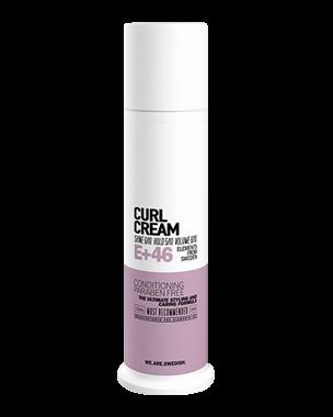 E+46 Curl Cream, 100ml