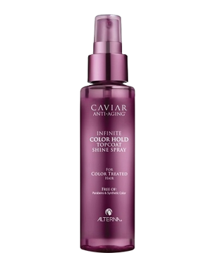 Alterna Caviar Infinite Color Hold Topcoat Shine Spray, 125ml