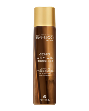 Alterna Bamboo Smooth Kendi Dry Oil Micromist 170ml