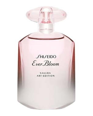 Shiseido Ever Bloom Sakura Art Edition, EdP