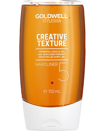 Goldwell Stylesign Creative Texture Hardliner Acrylic Gel, 150ml
