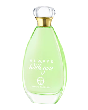 Sergio Tacchini Always With You, EdT 50ml