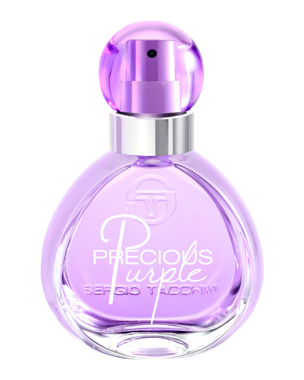Sergio Tacchini Precious Purple, EdT 30ml