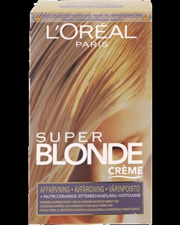 L'Oréal Super Blonde Cream