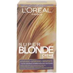 Super Blonde Cream