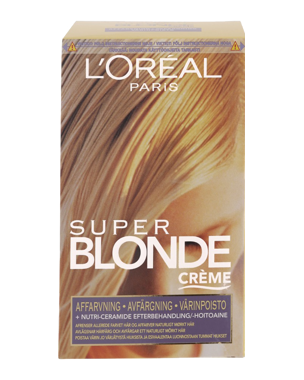 L'Oréal Super Blonde Cream