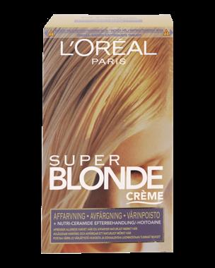 Super Blonde Cream