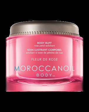 MoroccanOil MoroccanOil Body Buff Rose, 180ml
