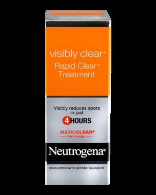 Neutrogena Visibly Clear Rapid Treatment Gel, 15ml