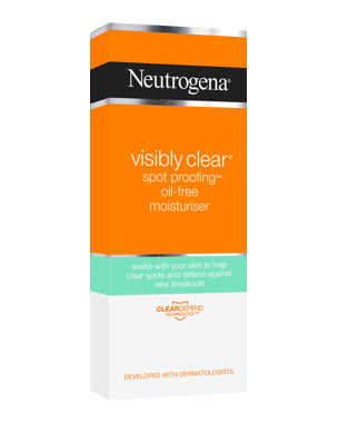 Neutrogena Visibly Clear Spot Proofing Oil-Free Moisturiser, 50ml