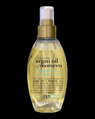 OGX Argan Oil Weightless Healing Oil, 118ml