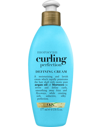 OGX Argan Oil Defining Cream, 117ml