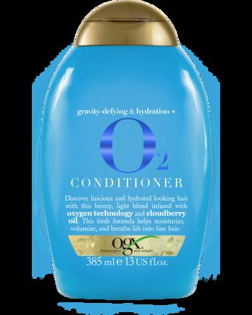 OGX O2 Conditioner, 385ml