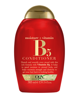 OGX Vitamin B5 Conditioner, 385ml