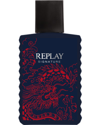 Replay Signature Red Dragon for Him, EdT 50ml thumbnail