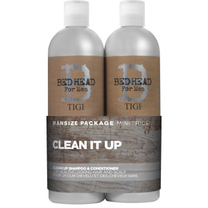 For Men Clean Up Tweens, 2x750ml