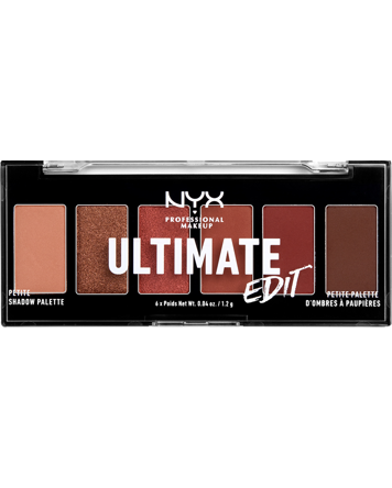 NYX Professional Makeup Ultimate Shadow Palette Petit Edition