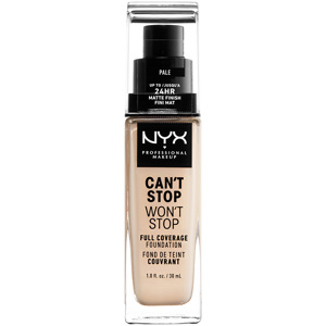 Can't Stop Won't Stop Foundation, Pale