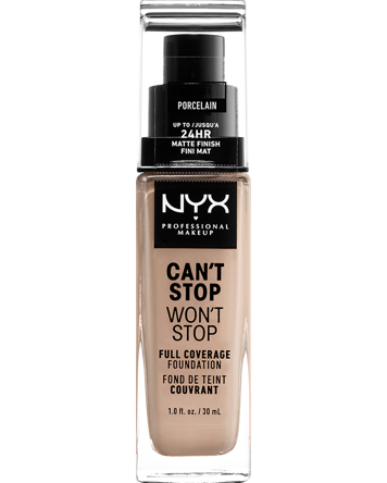 Can't Stop Won't Stop Foundation, Soft Beige