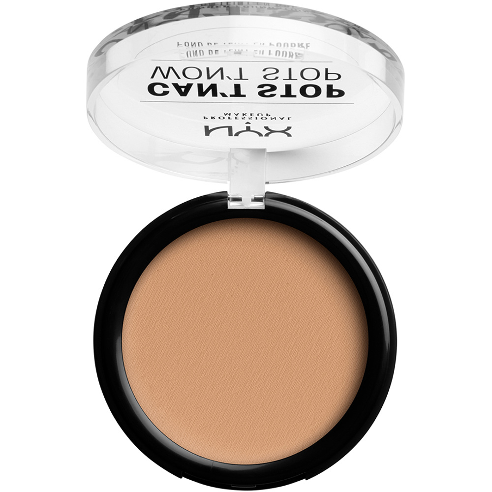 Can't Stop Won't Stop Powder Foundation