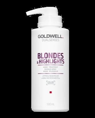 Dualsenses Blondes & Highlights 60Sec Treatment