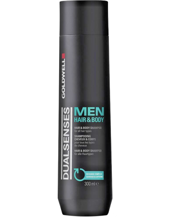 Dualsenses For Men Thickening Shampoo 300ml